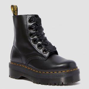 Doc Martens Molly Buttero Platform Boots